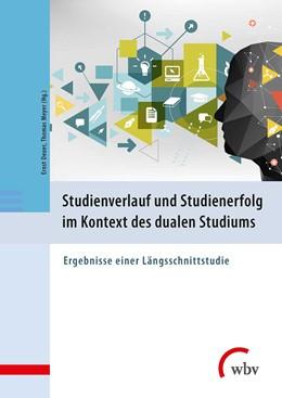 Abbildung von Deuer / Meyer | Studienverlauf und Studienerfolg im Kontext des dualen Studiums | 1. Auflage | 2020 | beck-shop.de