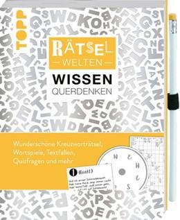 Abbildung von Heine | Rätselwelten - Rätseln, Wissen & Querdenken: Wunderschöne Kreuzworträtsel, Wortspiele, Textfallen, Quizfragen und mehr | 1. Auflage | 2020 | beck-shop.de
