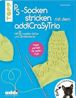 Abbildung von Rasch | PS-Socken mit dem addiCraSyTrio stricken (kreativ.kompakt.) | 1. Auflage | 2020 | beck-shop.de
