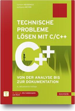 Abbildung von Heiderich / Meyer | Technische Probleme lösen mit C/C++ | 4. Auflage | 2020 | beck-shop.de