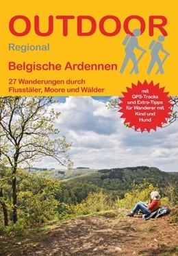 Abbildung von Holler | Belgische Ardennen | 1. Auflage | 2020 | 27 Wanderungen durch Flusstäle...