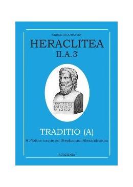 Abbildung von Mouraviev | Heraclitea / II.A.3: De Plotin à Étienne d'Alexandrie | 2002 | 3. De Plotin à Étienne d'Alexa...