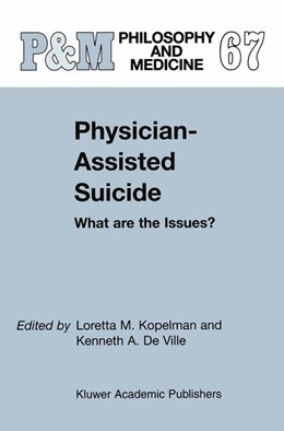 Abbildung von Kopelman / de Ville | Physician-Assisted Suicide: What are the Issues? | 2002