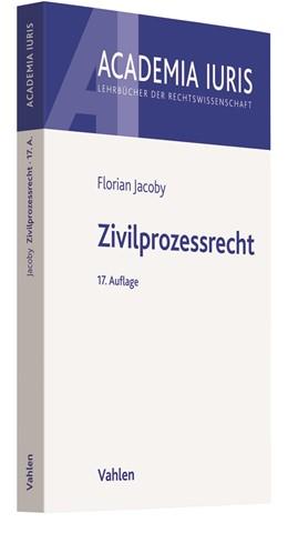 Abbildung von Jacoby | Zivilprozessrecht | 17. Auflage | 2020 | beck-shop.de