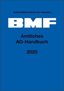 Abbildung von Amtliches AO-Handbuch 2020 | 2020