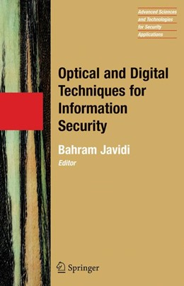 Abbildung von Javidi | Optical and Digital Techniques for Information Security | 2005 | 1