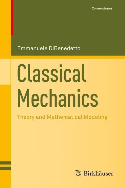 Abbildung von DiBenedetto | Classical Mechanics | 2010