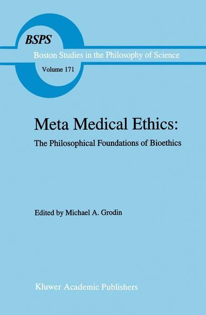 Abbildung von Grodin | Meta Medical Ethics | 2001
