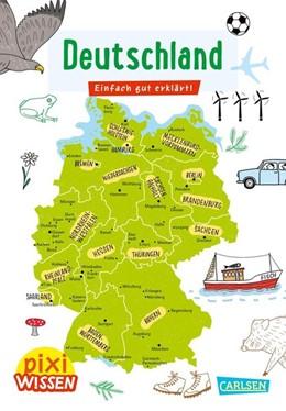 Abbildung von Stahr | Pixi Wissen 109: VE 5 Deutschland (5 Exemplare) | 1. Auflage | 2020 | beck-shop.de