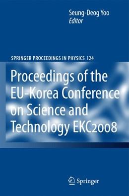 Abbildung von Yoo | EKC2008 Proceedings of the EU-Korea Conference on Science and Technology | 2008 | 124