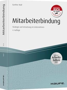 Abbildung von Wolf | Mitarbeiterbindung - inkl. Arbeitshilfen Online | 4. Auflage | 2020 | beck-shop.de