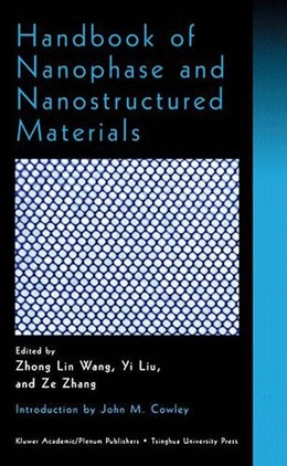 Abbildung von Wang / Liu / Zhang | Handbook of Nanophase and Nanostructured Materials | 2006