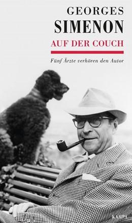 Abbildung von Simenon | Auf der Couch | 1. Auflage | 2022 | beck-shop.de