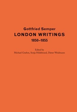 Abbildung von Hildebrand / Gnehm | London Writings 1850-1855 | 1. Auflage | 2021 | beck-shop.de
