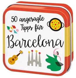 Abbildung von 50 angesagte Tipps für Barcelona | 1. Auflage | 2020 | beck-shop.de