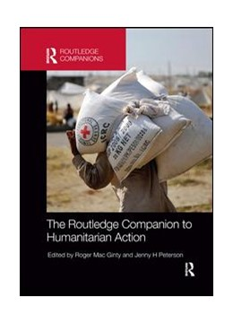 Abbildung von Mac Ginty / Peterson | The Routledge Companion to Humanitarian Action | 1. Auflage | 2019 | beck-shop.de