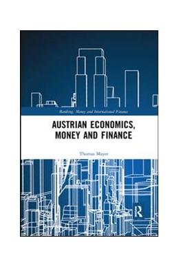 Abbildung von Mayer | Austrian Economics, Money and Finance | 2019