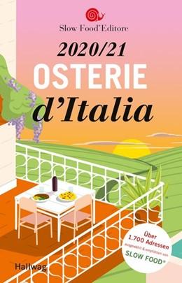Abbildung von Osterie d'Italia 2020 / 21 | 1. Auflage | 2020 | beck-shop.de