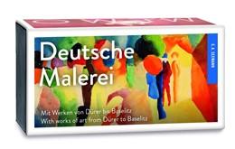 Abbildung von Deutsche Malerei | German Painting. Memo | 2020 | Mit 36 Werken von Dürer bis Ba...