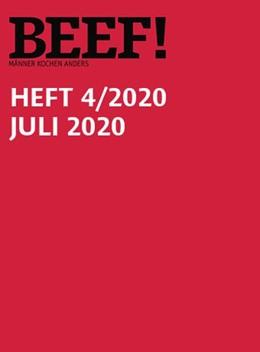 Abbildung von Gruner+Jahr GmbH | BEEF! Nr. 58 (4/2020) | 1. Auflage | 2020 | beck-shop.de