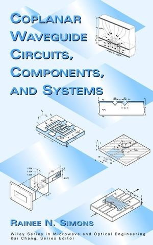 Abbildung von Simons | Coplanar Waveguide Circuits, Components and Systems | 2001