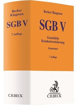 Abbildung von Becker / Kingreen | SGB V • Gesetzliche Krankenversicherung | 7. Auflage | 2020 | beck-shop.de