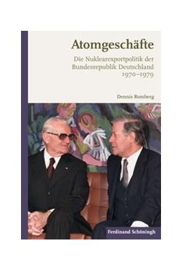 Abbildung von Romberg   Atomgeschäfte   1. Auflage   2020   beck-shop.de