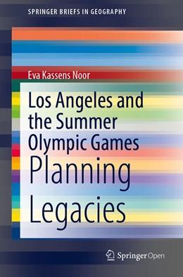 Abbildung von Kassens Noor | Los Angeles and the Summer Olympic Games | 1. Auflage | 2020 | beck-shop.de