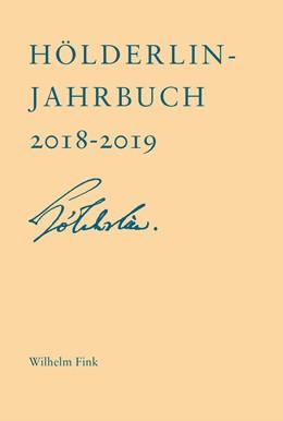 Abbildung von Doering / Kreuzer / Vöhler   Hölderlin-Jahrbuch   1. Auflage 2019   2019   Einundvierzigster Band 2018–20...   41