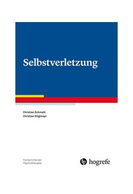 Abbildung von Schmahl / Stiglmayr | Selbstverletzung | 2020 | 77