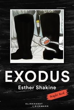 Abbildung von Shakine | Exodus | 2020 | Graphic Novel
