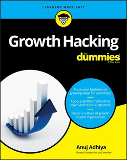 Abbildung von Adhiya | Growth Hacking For Dummies | 1. Auflage | 2020 | beck-shop.de