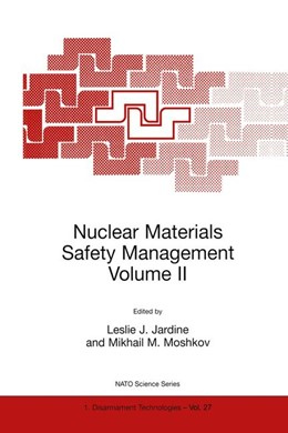 Abbildung von Jardine / Moshkov | Nuclear Materials Safety Management Volume II | 1999 | Volume II | 27
