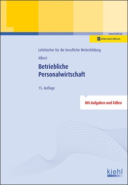 Abbildung von Albert | Betriebliche Personalwirtschaft | 15. Auflage | 2020 | beck-shop.de