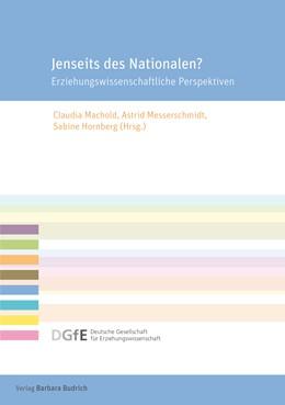 Abbildung von Machold / Messerschmidt | Jenseits des Nationalen? | 1. Auflage | 2020 | beck-shop.de