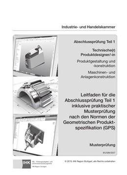 Abbildung von Abschlussprüfung Teil 1 Technischer Produktdesigner/-in ISO-GPS (2326 & 2327)   1. Auflage   2019   beck-shop.de