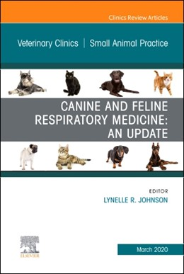 Abbildung von Johnson | Canine and Feline Respiratory Medicine, An Issue of Veterinary Clinics of North America: Small Animal Practice | 2020 | 50-2