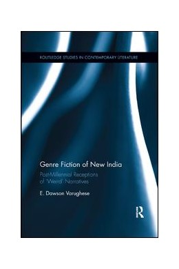 Abbildung von Dawson Varughese | Genre Fiction of New India | 1. Auflage | 2019 | beck-shop.de