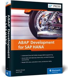 Abbildung von Ahmed / Naik | ABAP Development for SAP HANA | 2020