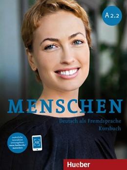 Abbildung von Habersack / Pude | Menschen A2/2. Kursbuch | 1. Auflage | 2020 | beck-shop.de