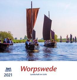 Abbildung von Worpswede 2021 Postkartenkalender | 2020 | Landschaft im Licht