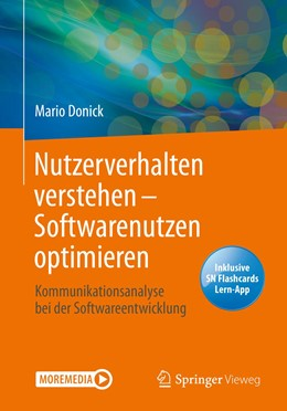 Abbildung von Donick | Nutzerverhalten verstehen – Softwarenutzen optimieren | 2020 | Kommunikationsanalyse bei der ...