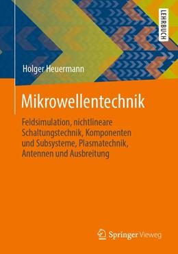Abbildung von Heuermann | Mikrowellentechnik | 2020 | Feldsimulation, nichtlineare S...