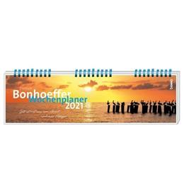 Abbildung von Dietrich Bonhoeffer-Wochenplaner 2021   2020   Gott ist mit uns am Abend und ...
