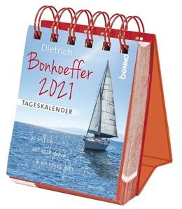 Abbildung von Dietrich Bonhoeffer-Tageskalender 2021 | 2020 | So will ich mit euch gehen in ...