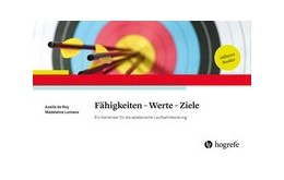 Abbildung von de Roy / Lomans | Fähigkeiten - Werte - Ziele | 1. Auflage | 2020 | beck-shop.de