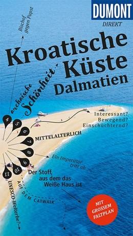Abbildung von Schetar | DuMont direkt Reiseführer Kroatische Küste Dalmatien | 2. Auflage | 2020 | Mit großem Faltplan