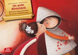 Abbildung von De Lestrade | Die große Wörterfabrik. Kamishibai Bildkartenset. | 1. Auflage | 2020 | beck-shop.de