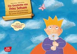 Abbildung von Schnee   Die Geschichte von Prinz Seltsam. Wie gut, dass jeder anders ist! Kamishibai Bildkartenset mit Informationen zum Down-Syndrom   2020   Entdecken - Erzählen - Begreif...