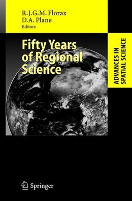 Abbildung von Florax / Plane | Fifty Years of Regional Science | 2004
